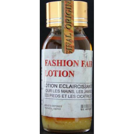Fashion Fair lotion éclaircissante mains, jambes, pieds