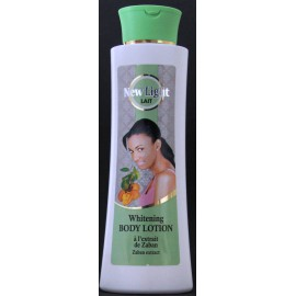 New Light Whitening body lotion with Zaban extract