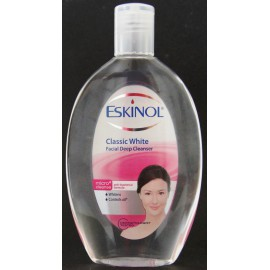 Eskinol Classic White Facial deep cleanser