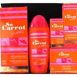 fair end white so carrot so white huile