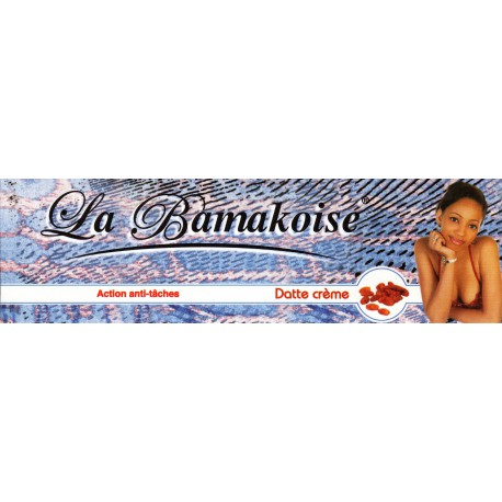 La Bamakoise Date cream