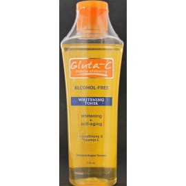 Gluta-C Intense Whitening Toner - lotion tonique nettoyante