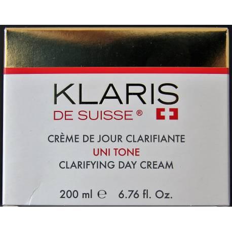 Klaris de Suisse clarifying day cream
