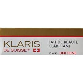 Klaris de Suisse clarifying beauty milk - tube
