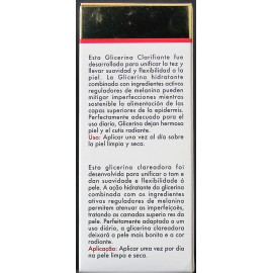 Klaris de Suisse clarifying glycerin