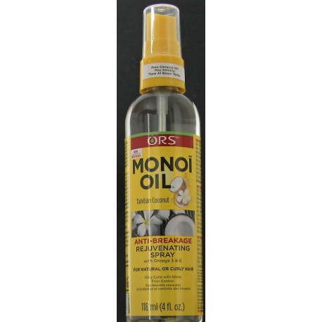 ORS Monoï oil anti-breakage rejuvenating spray