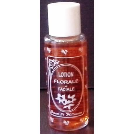 lotion florale faciale
