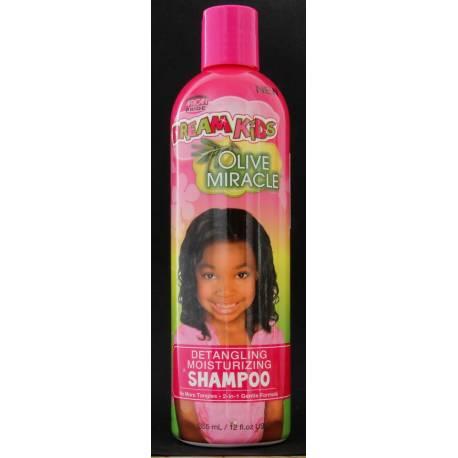 olive miracle detangling moisturing shampoo