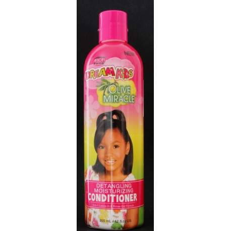 olive miracle detangling moisturing conditioner