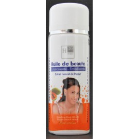 H20 Jours bleaching body oil