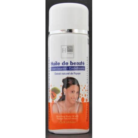 H20 Jours bleaching body oil