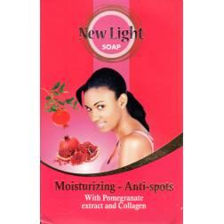 new light savon hydratant-anti-taches