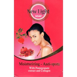 new light savon hydratant-anti-taches
