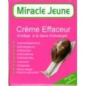 miracle jeune crème effaceur anti-âge à la bave d'escargot