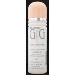 G&G Teint Uniforme huile de beauté éclaircissante