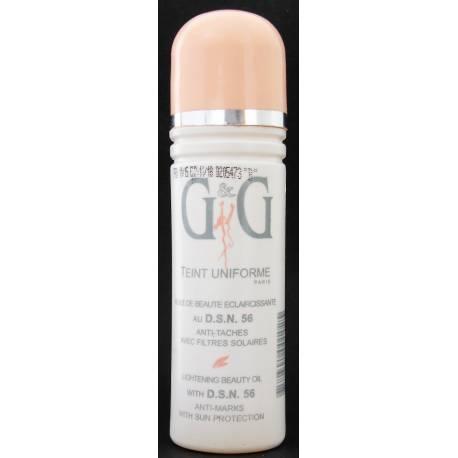 G&G Teint Uniforme lightening beauty oil