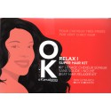 Keralong OK Relax! Silky hair relaxer kit