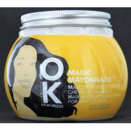 Keralong OK Magic Mayonnaise - Hair restructuring mask for brittle hair