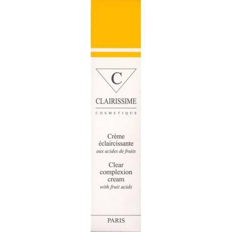 Clairissime Crème éclaircissante