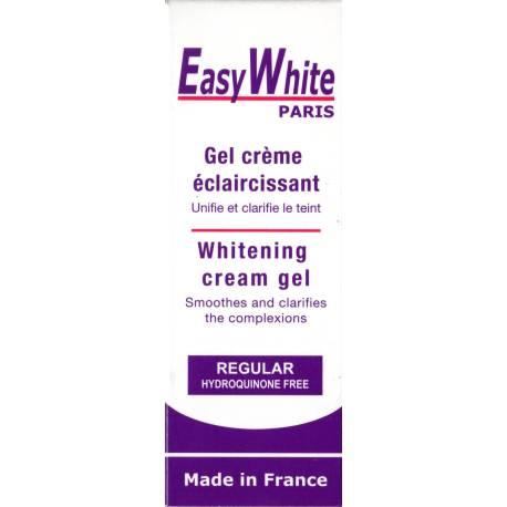 Easy White Paris Whitening cream gel