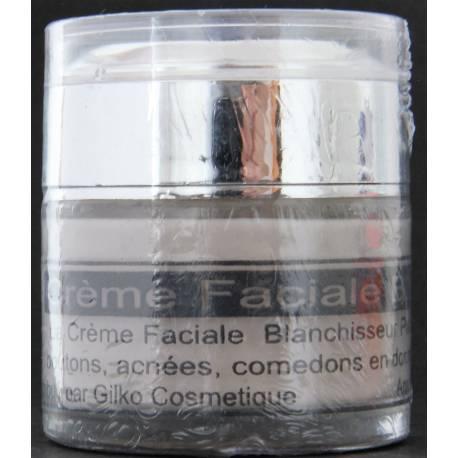Créme faciale blanchisseur parfait - Facial cream perfect whitener