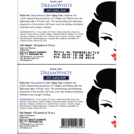Kojie San Dream White anti-aging soap - double pack