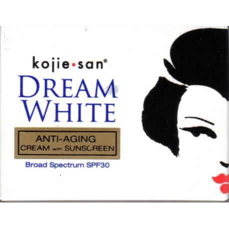 Kojie San Dream White Anti-Aging cream with sunscreen
