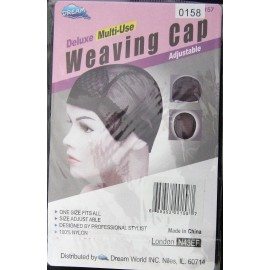 Deluxe Multi-use Weaving Cap