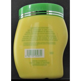 Derma Skin Face and Body Cream - Citrus
