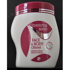 Derma Skin Face and Body Cream - Glycerin