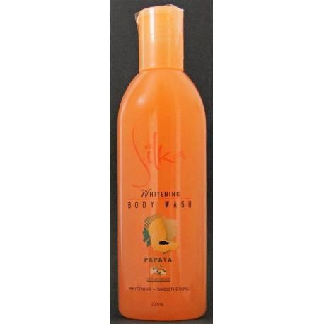 Silka Whitening Body Wash Papaya