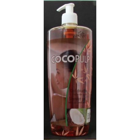Cocopulp gel douche à l'huile de coco