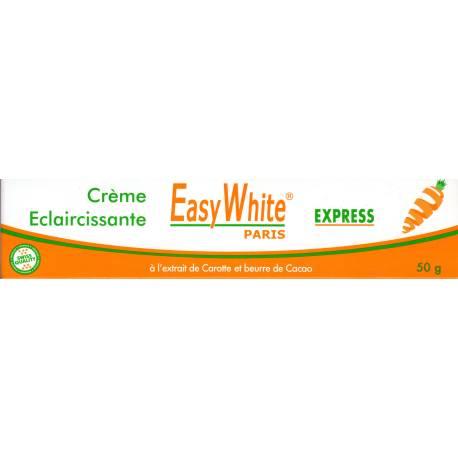 Easy White Express Crème Eclaircissante carotte