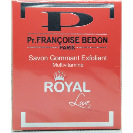 Pr. Françoise Bedon Paris Royal Luxe Savon