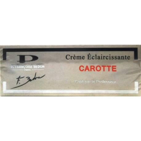 Pr. Françoise Bedon Paris Crème éclaircissante Carotte