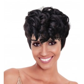 Sleek Wig Fashion Brazilian Guylaine