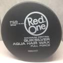 Red One quiksilver aqua hair wax
