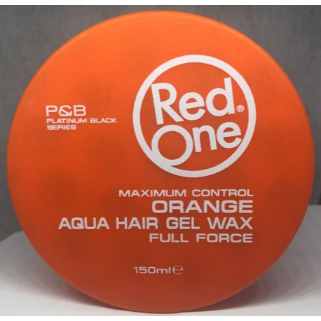 ORANGE AQUA HAIR GEL WAX