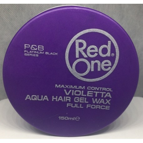 VIOLETTA AQUA HAIR GEL WAX