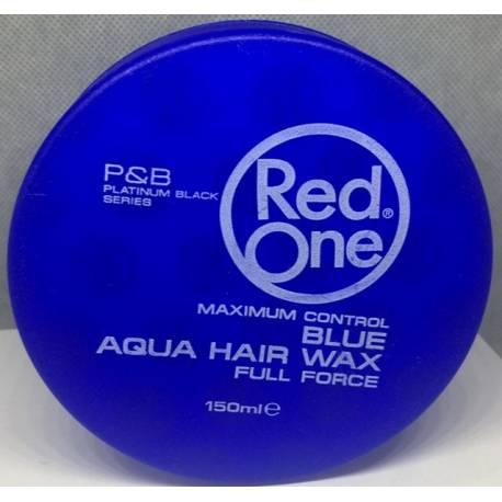 BLUE AQUA HAIR WAX
