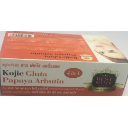 Kojic Gluta Arbutin à la papaye