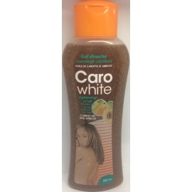 Caro White shower gel lightening scrub