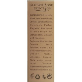 glutathione injection supreme concentre savon
