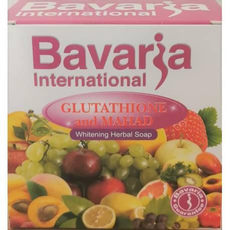 bavaria international glutathione savon