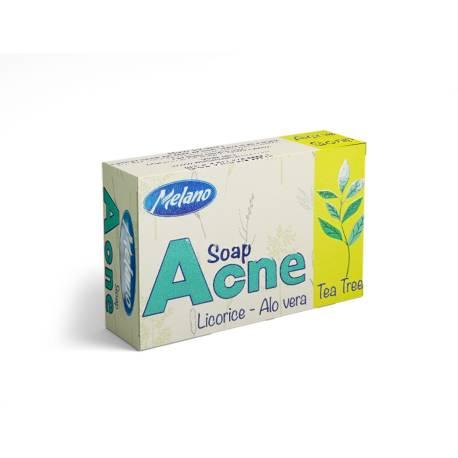 melano pharma savon acne