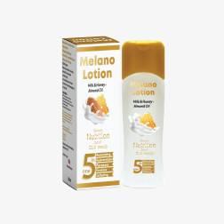 Melano Lotion Milk , Honey & Almond oil