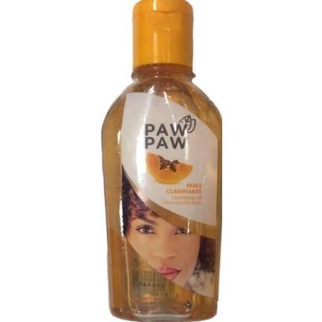 paw paw Clarifying body care