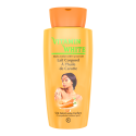 Vitamin white body lotion with carrot oil