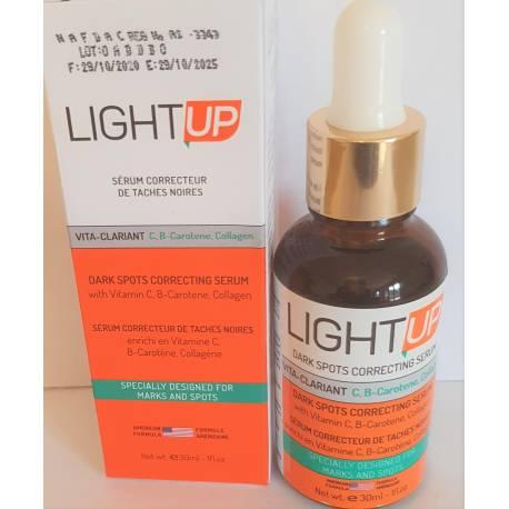 Light up sérum correcteur de taches noires