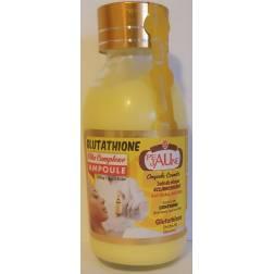 glutathione Peau jaune soin du visage éclaircissant